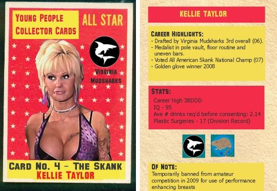 trading card final skank