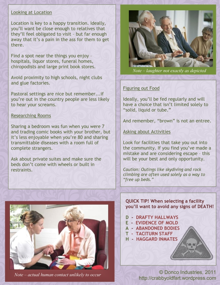 assisted living brochure page 2